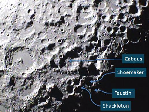 NASA Moon Missions