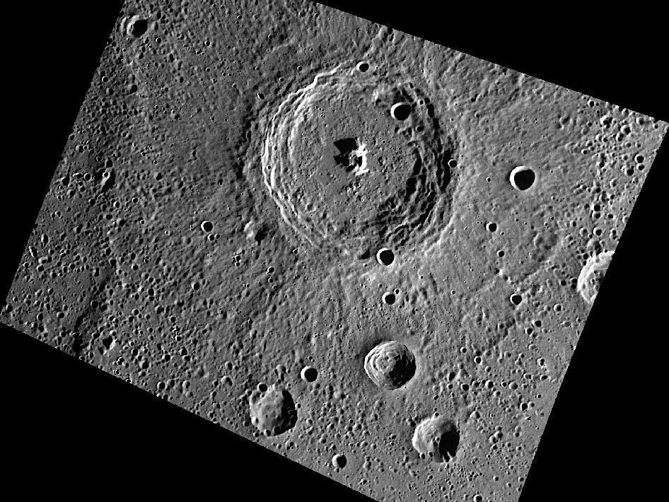 Image from Orbit to Mercury: Another Look at Atget