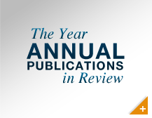 Annual Publications - A Year in review