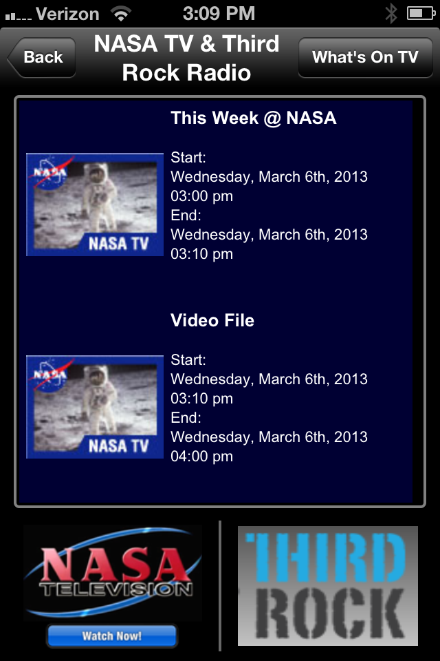 The NASA App for Smartphones and Tablets | NASA
