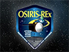 Image of the OSIRIS-REx logo