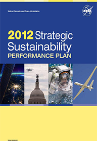 NASA 2012 Strategic Sustainability Performance Plan