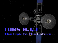 TDRS H, I, J: The Link to the Future