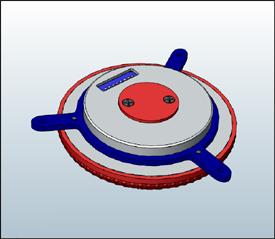 spacecraft reaction wheels - photo #34