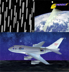 Figure 1. Nanowires to be used as image arrays for exploratory missions.