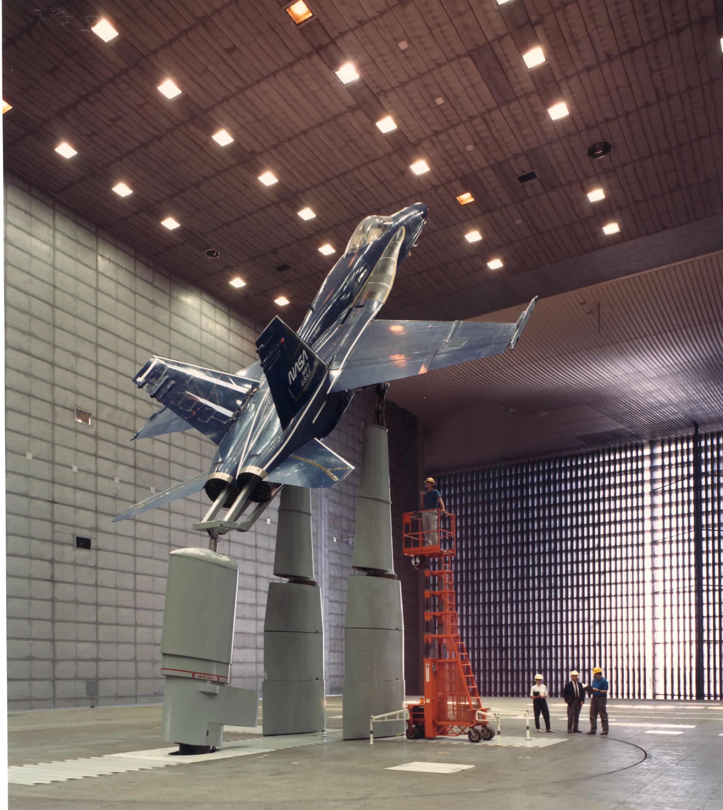 NASA - National Full-Scale Aerodynamics Complex (NFAC)
