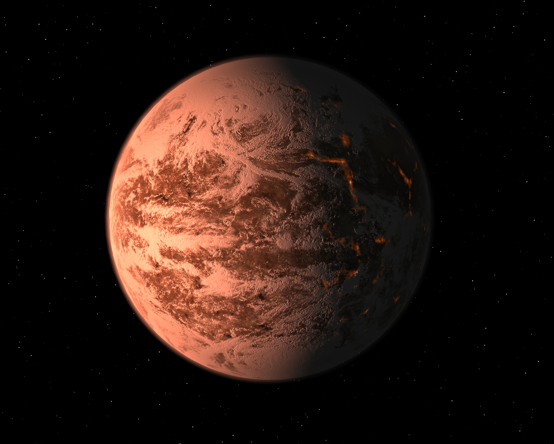 NASA - Gliese 876 d.