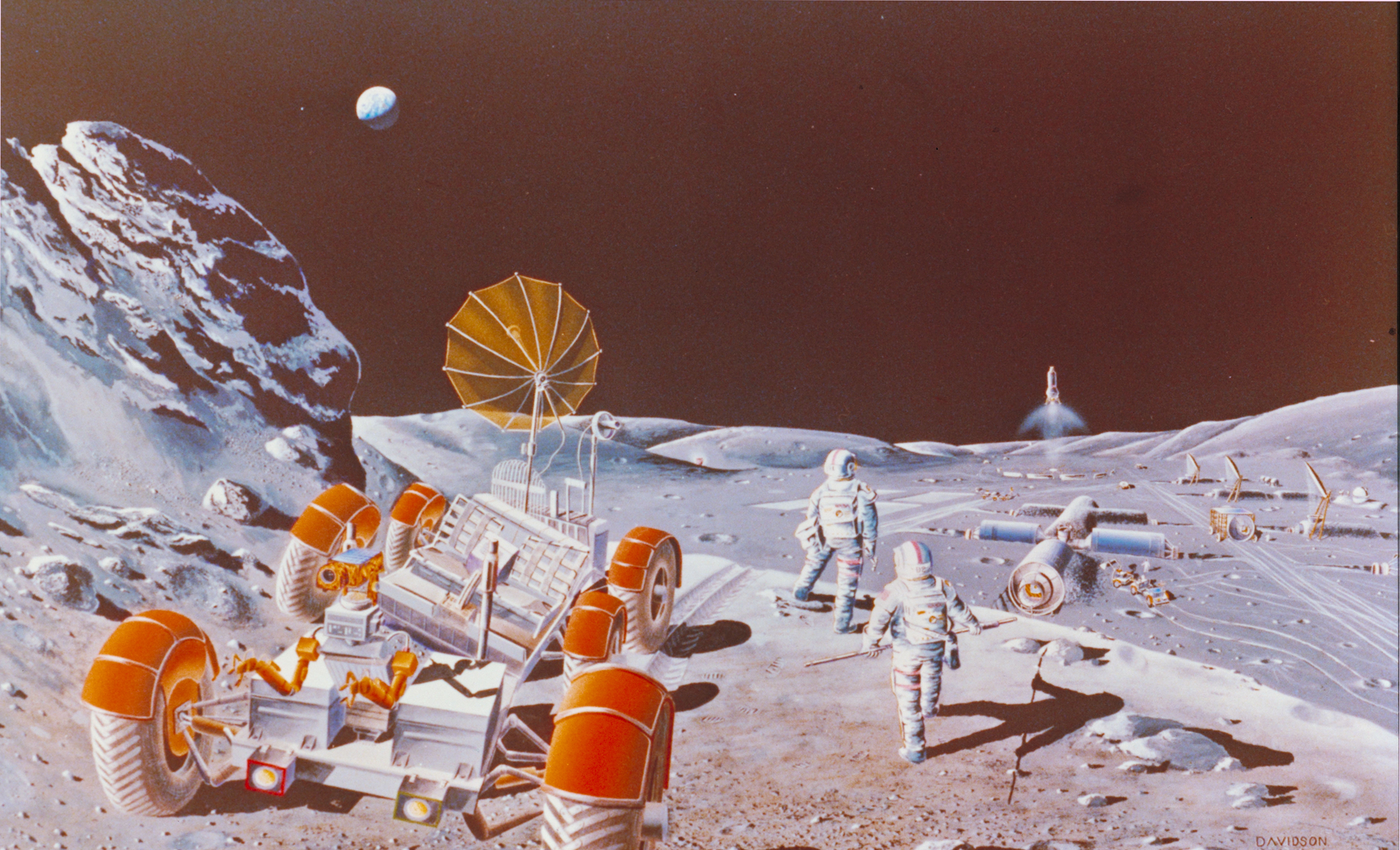 mission to mars concept art - photo #25