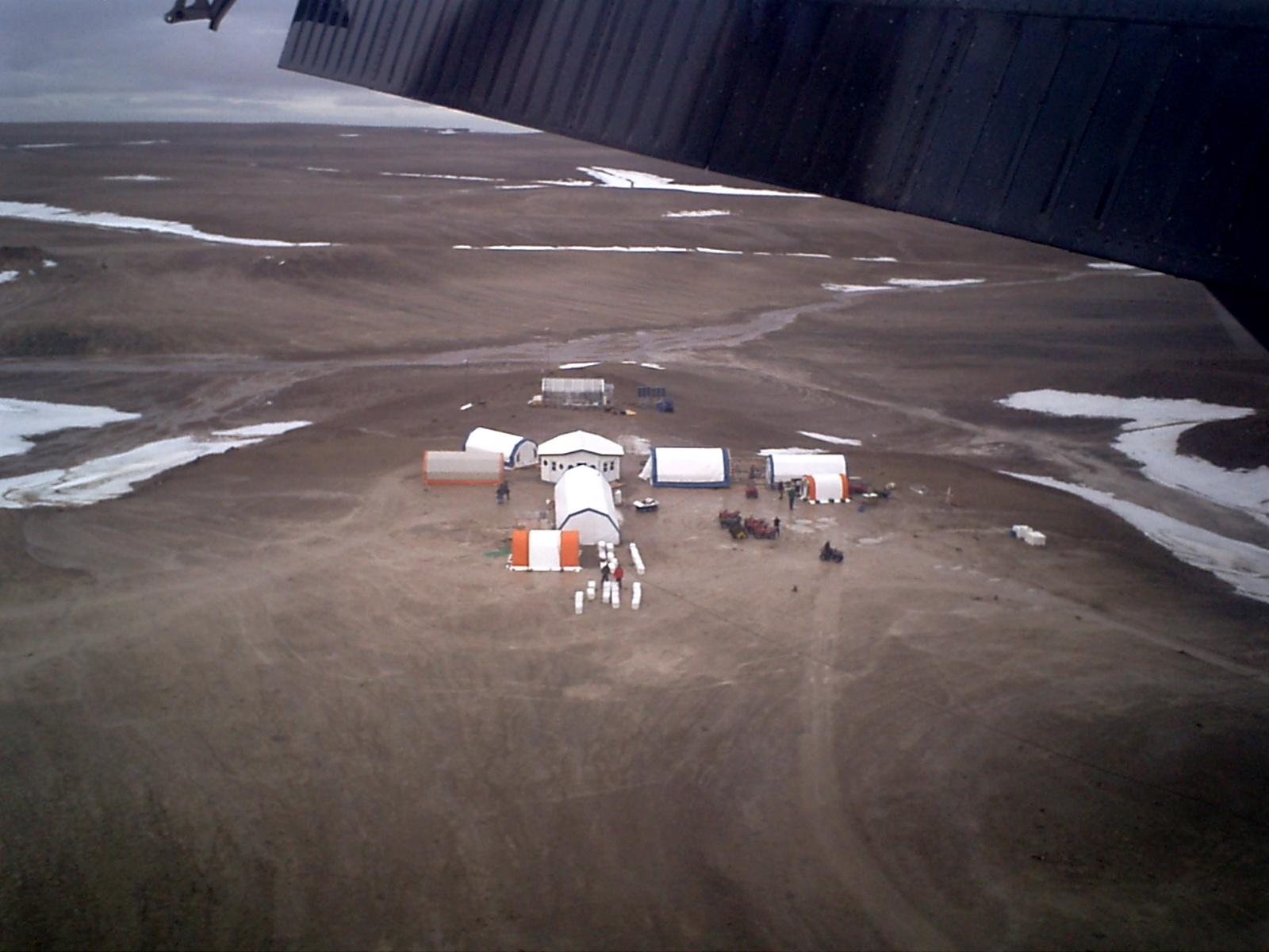 NASA - Mars Drill