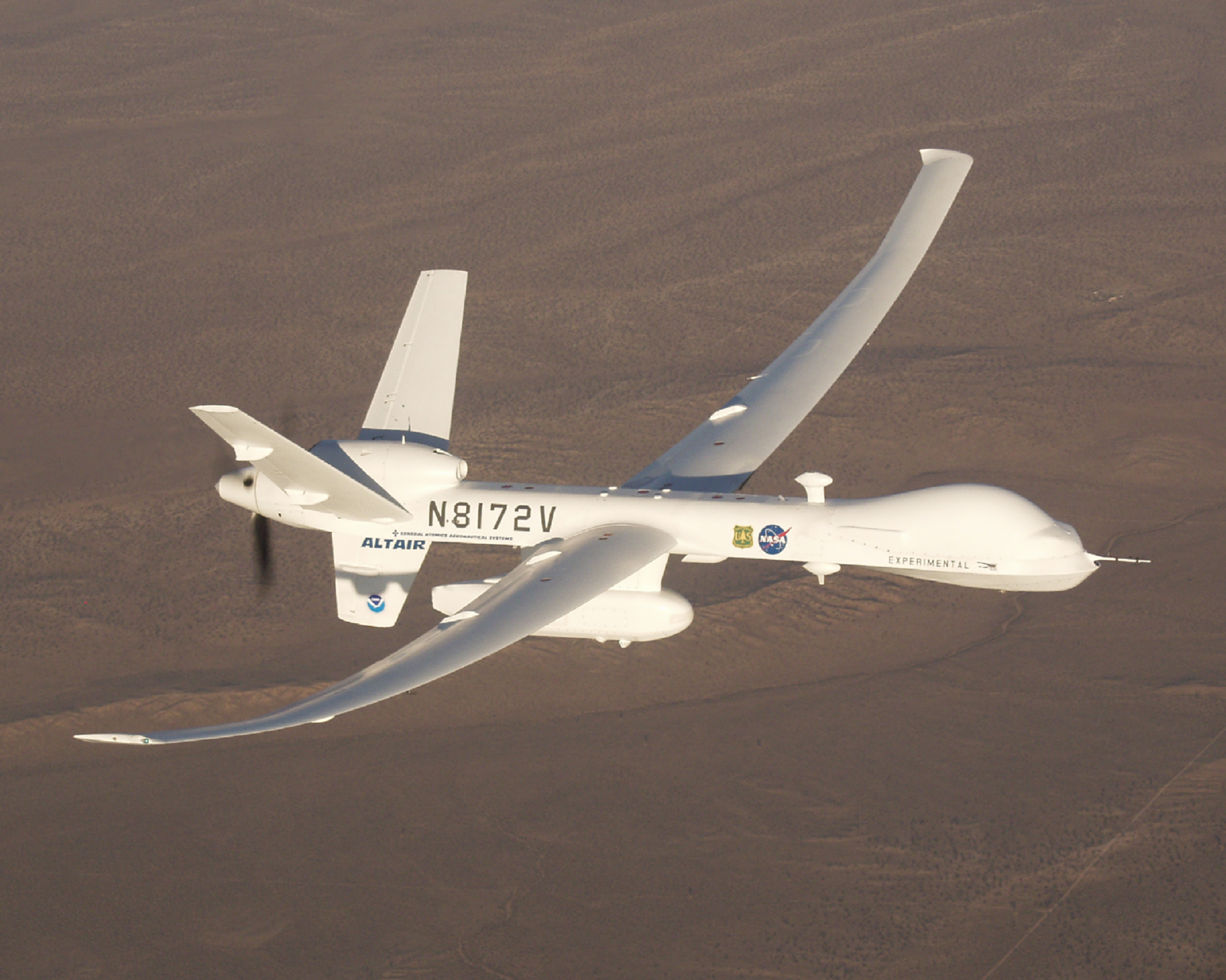 ames nasa sierra uav-#26