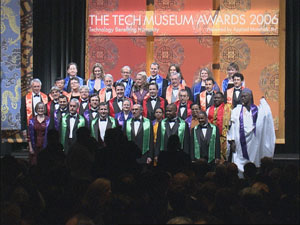 The Tech Museum Award Winners