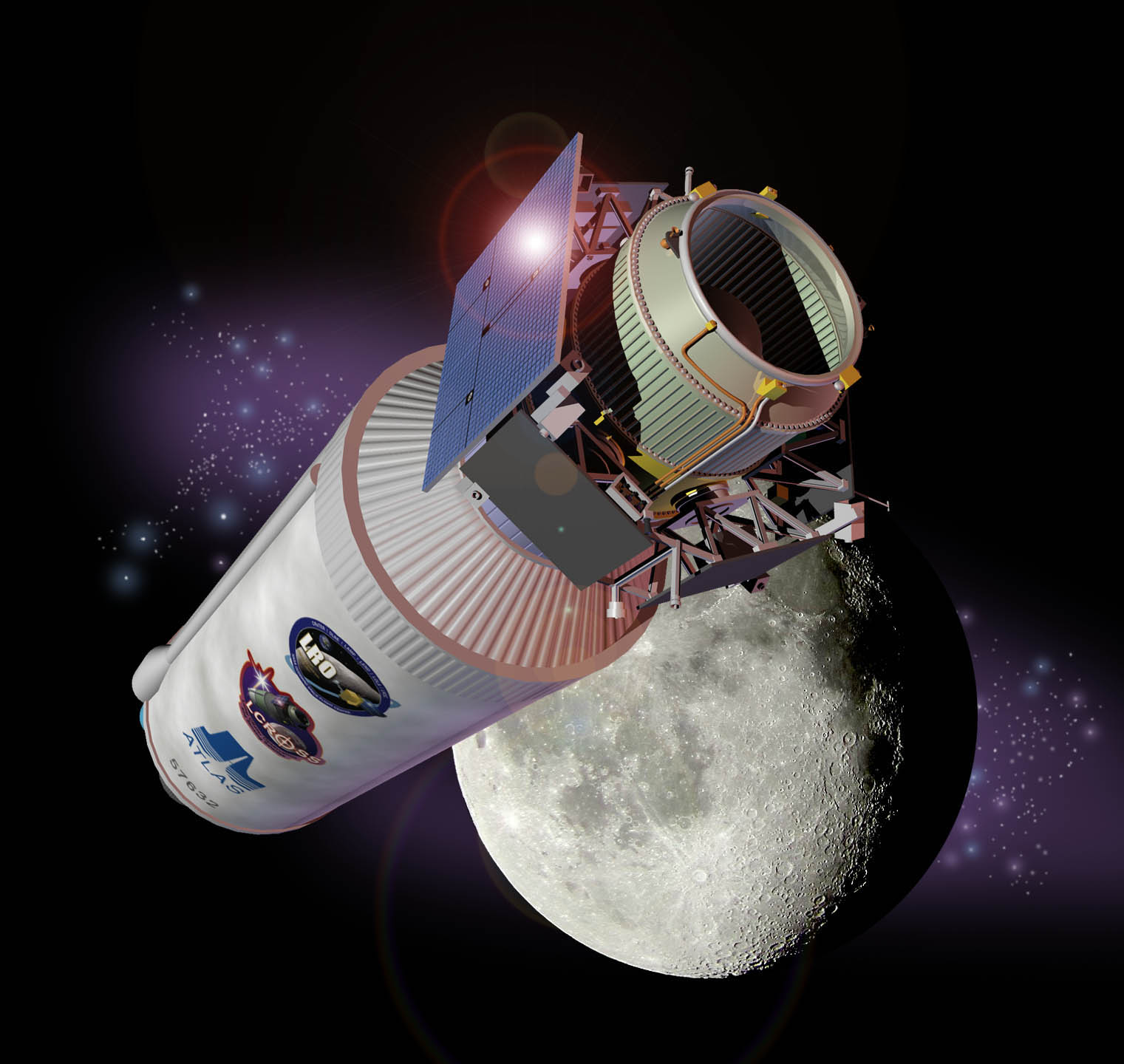 moon observation nasa - photo #20