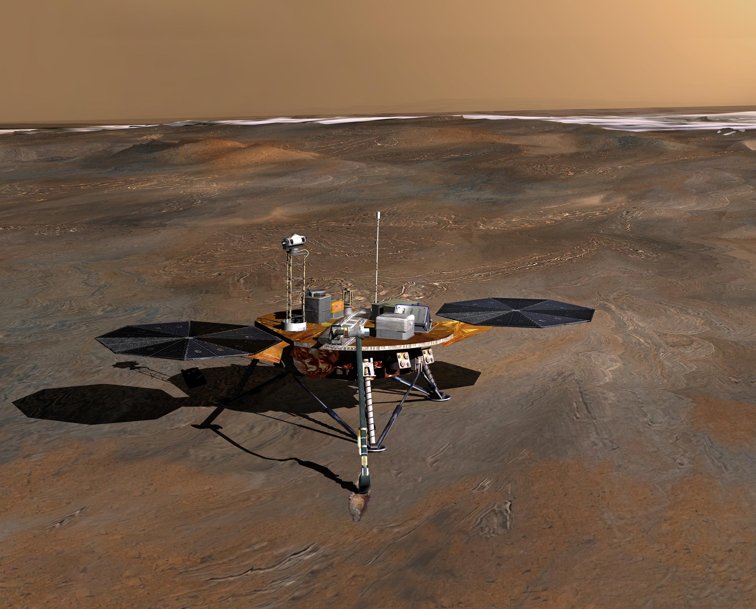nasa phoenix lander - photo #13