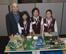 The bright and fertile minds of middle school students across the United States have cultivated their visions of what future cities must look like in order to support humankind's growing infrastructural needs.