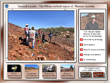 Virtual Field Trip - Supporting Geological Exploration Throughout the World
