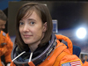 CAPE CANAVERAL, Fla. – California astronaut Megan McArthur will make her first journey into orbit on space shuttle Atlantis' mission to service the Hubble Space Telescope. Atlantis is targeted to launch from NASA's Kennedy Space Center, Fla., on Oct. 8 at 1:34 a.m. EDT.
