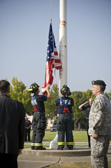 Ames Remembrance Day 9/11/2008