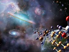"These molecules, called quinones, are potentially significant for the ""origin of life"" or the habitability of planets."