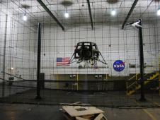 NASA Ames Hover Test Vehicle Flight Test