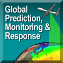 Global Prediction, Monitoring and Response button