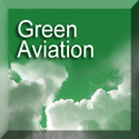 Green Aviation button