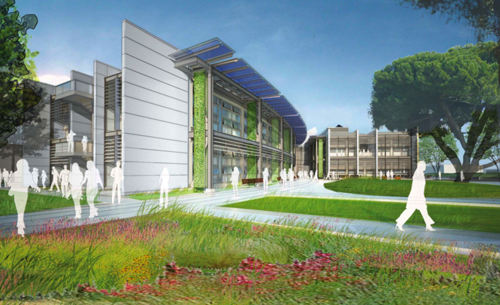 Nasa ames green building for Eco green builders