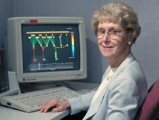 Muriel Ross do Centro de Bioinformática de Ames desenvolveu a Clínica Virtual