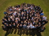 A class photo of the International Space University's 2009 Space Studies Program.