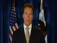 Welcome video from Gov. Arnold Schwarzenegger to ISU students.