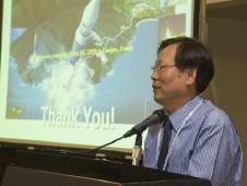 Jeong-Joo Rhiu, vice president of the Korean Aerospace Research Institute