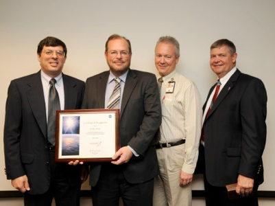 NASA - NASA Ames Research Center Engineer Honored