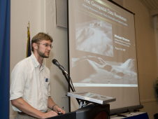 "Speaker at the ISU panel, ""Lunar Science: from the NASA Lunar Science Institute (NLSI) to the Lunar Crater Observation and Sensing Satellite (LCROSS) and Beyond…"