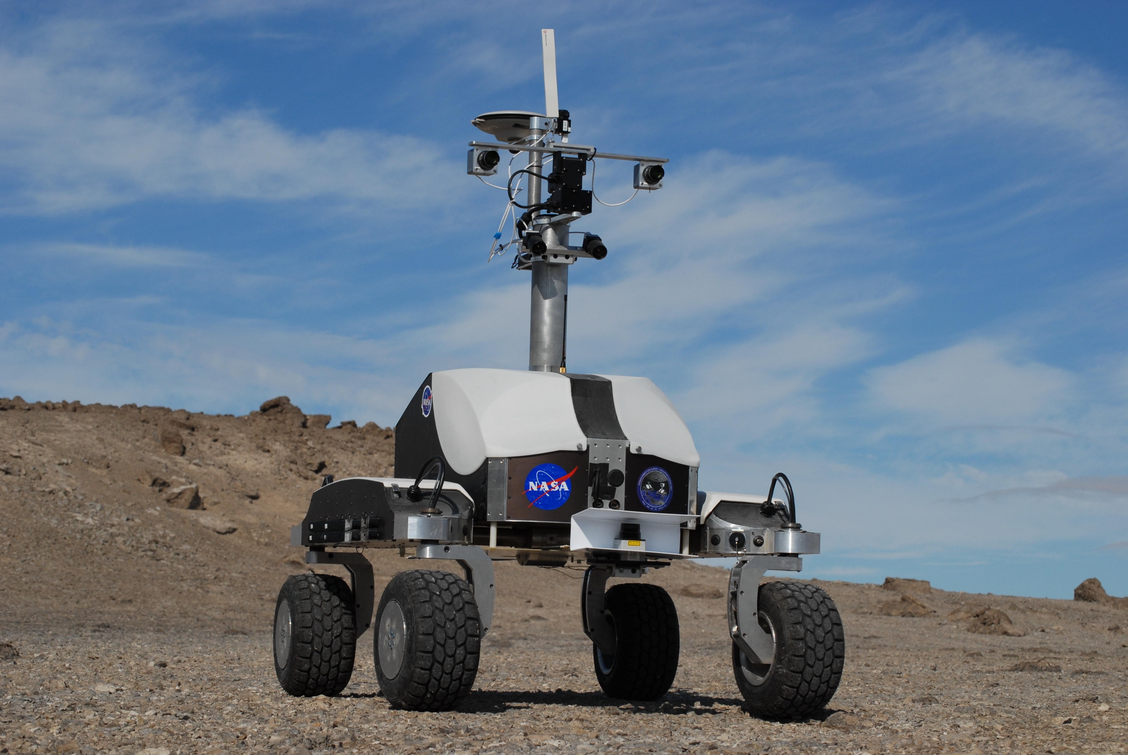 space exploration robots - photo #37