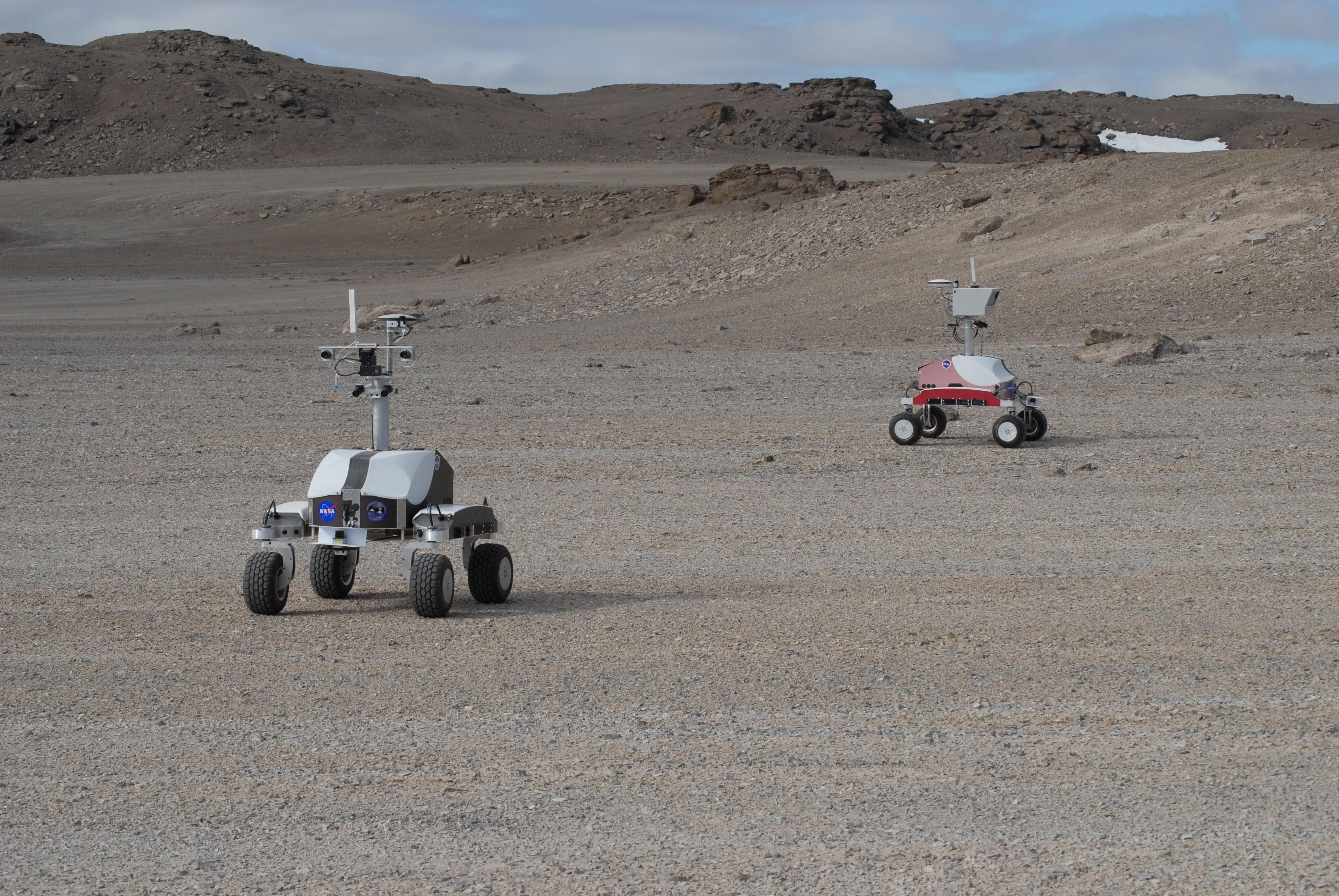 mars rover q5 - photo #14