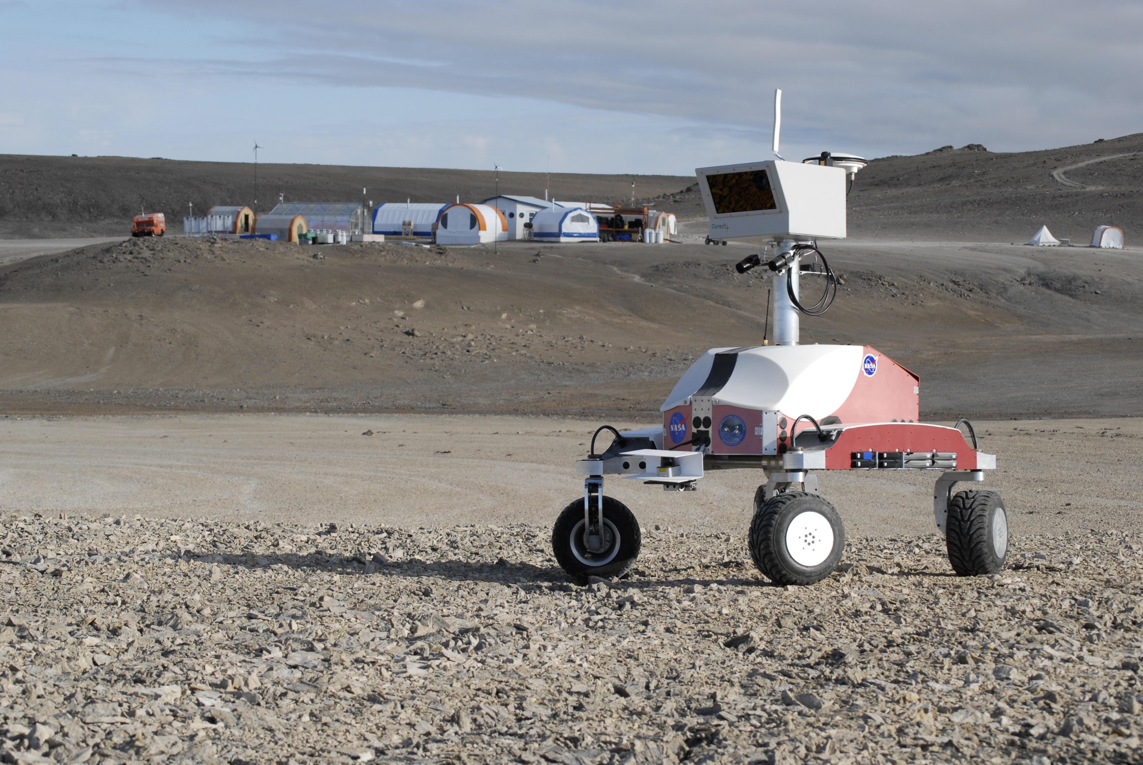 mars rover q5 - photo #13