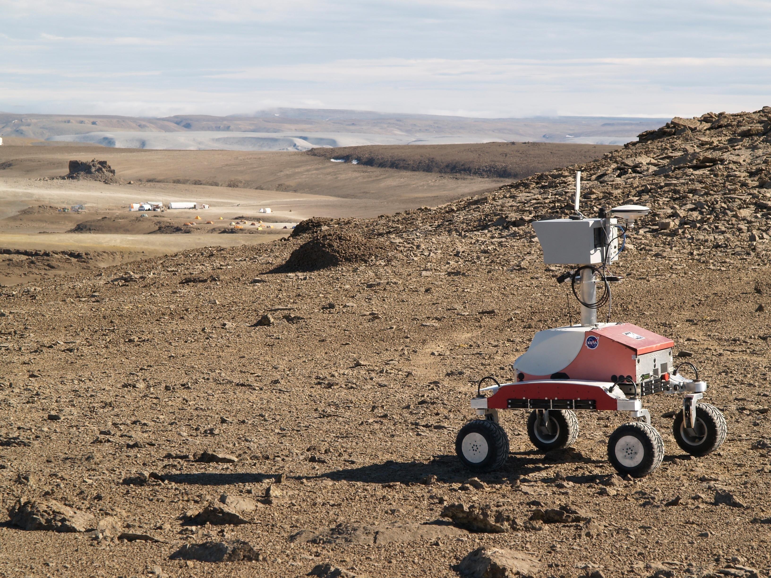 mars rover q5 - photo #17