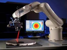 High-Speed Robot Scanner