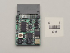 chemical detector board