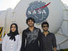 As part of an agreement between NASA and the non-profit Arab Youth Venture Foundation (AYVF), three United Arab Emirates (UAE) nationals will start a student internship program at NASA Ames.