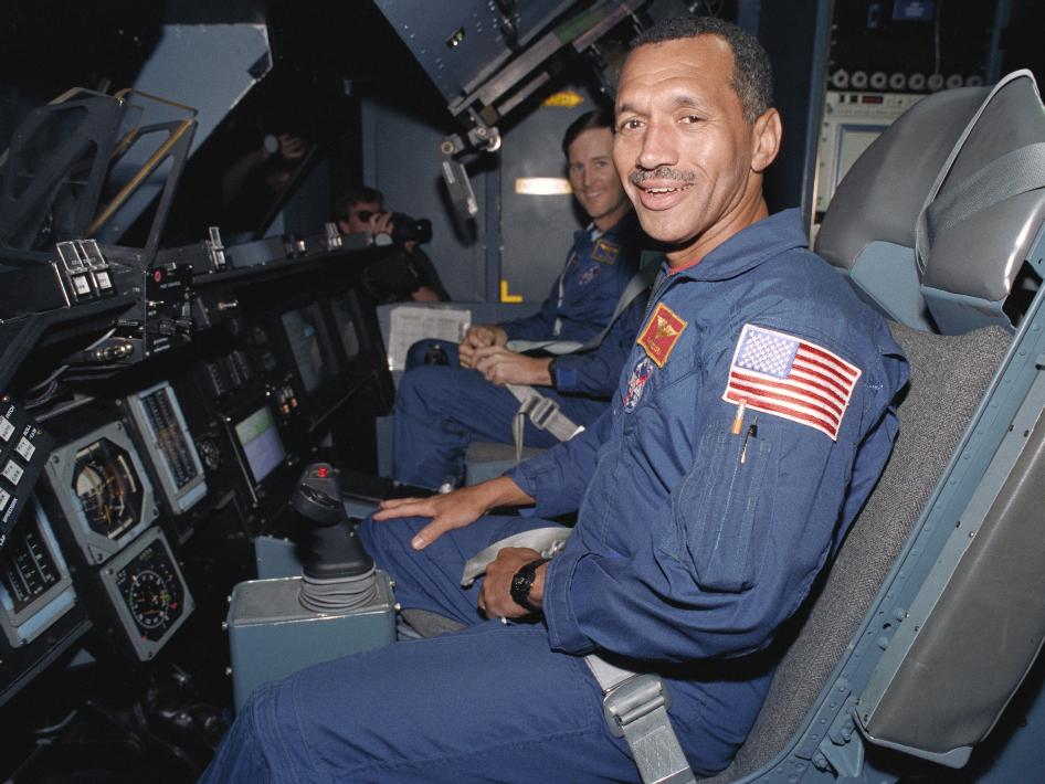 Charles Bolden Astronaut - Pics about space