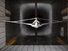 Aerodynamic Effieiency Imporvement Joined Wing test-11-0200 in the 11ft Transonic Wind Tunnel @ NASA Ames Research Center, Moffett Field, CA