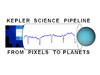 Kepler science pipeline graphic