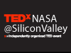 TEDxNASA@SiliconValley logo text
