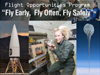 images from NASA's Flight Opportunities Program