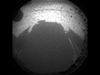 Mars Curiosity rover first image