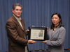 Jing Li receives H. Julian Allen award