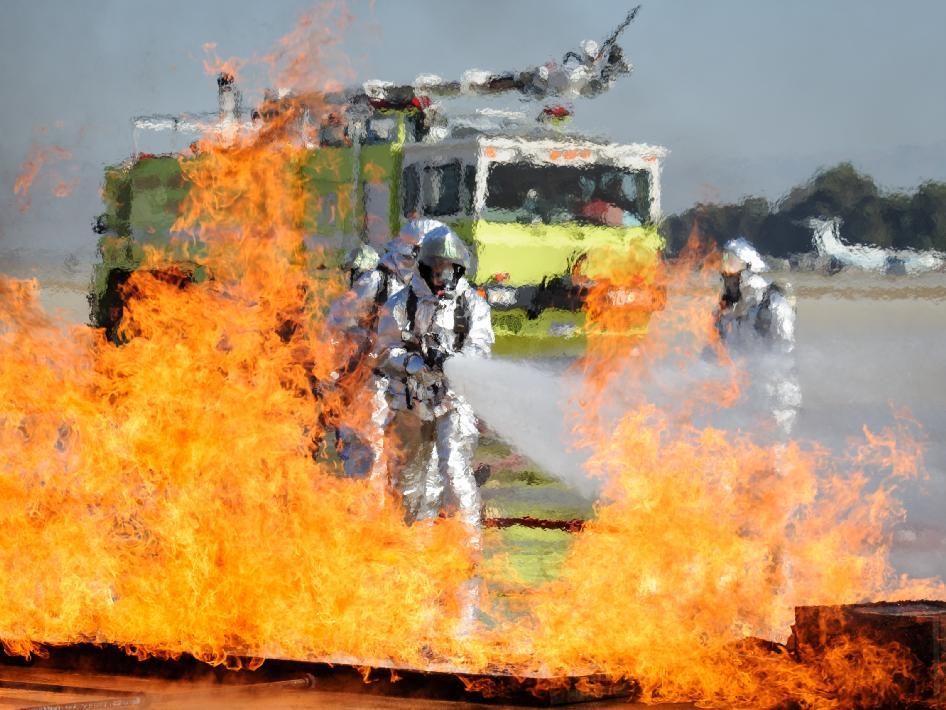nasa fire - photo #5