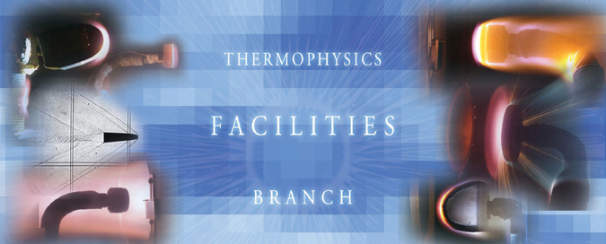 Thermophysics Facilities Branch Banner