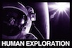 human exploration icon