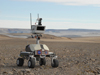 k10 rover field testing at Haughton Hill